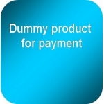 Dummy product(buy it after calcuating the price)
